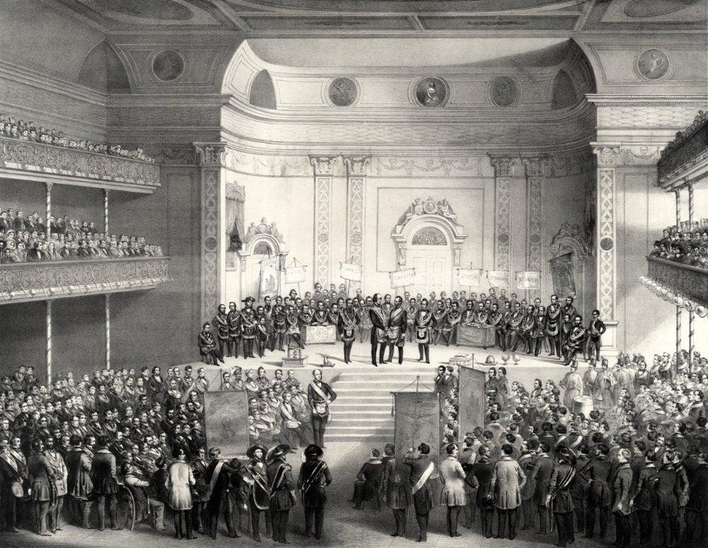 Ассамблея Великой Ложи