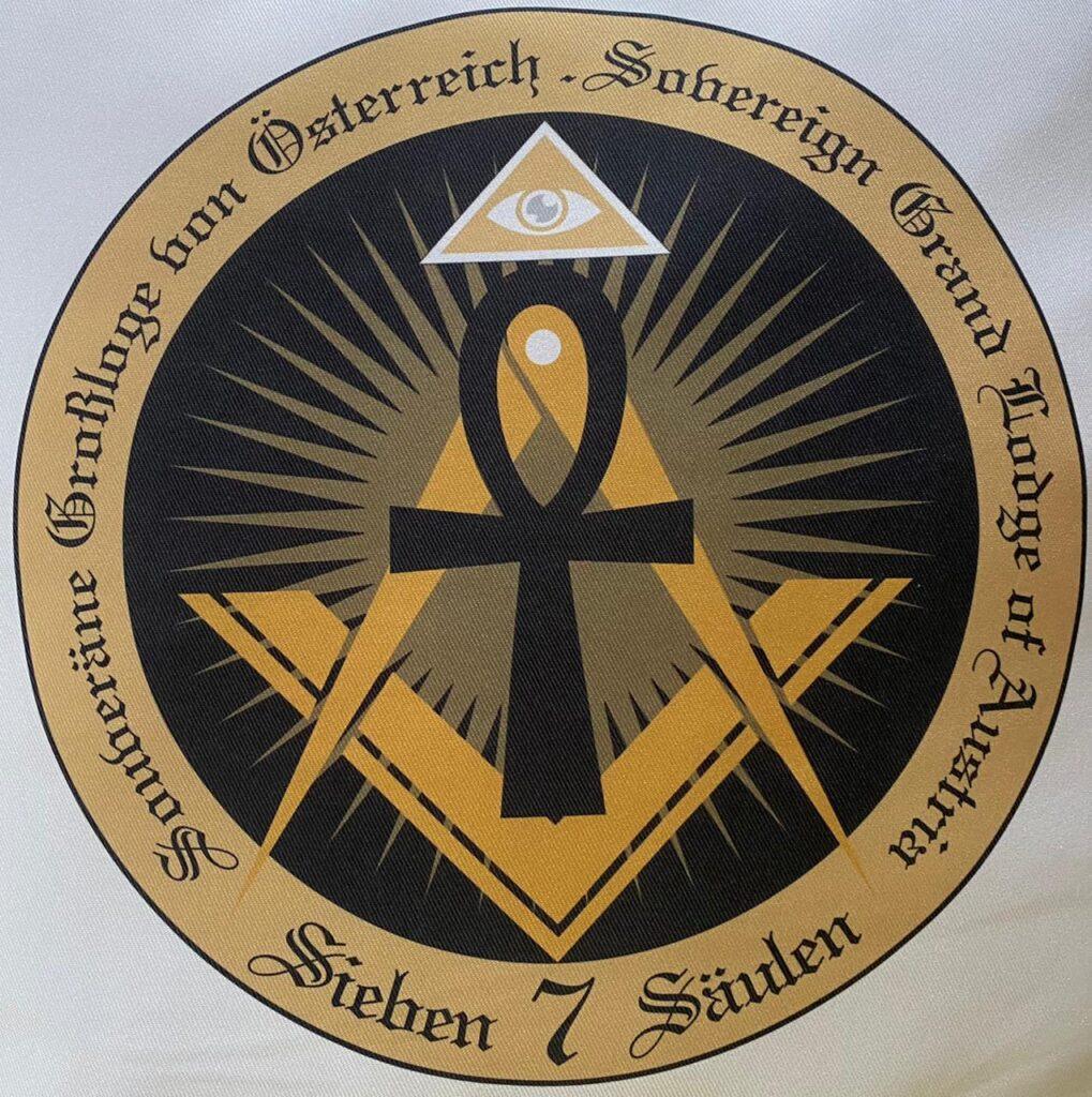 Визит Великой Суверенной Ложи Австрии Великим Мастером ОВЛР